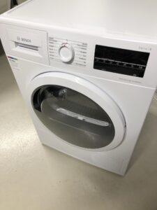 9KG Bosch tørretumbler på tilbund